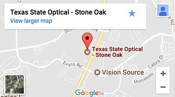 tso stone oak map directions